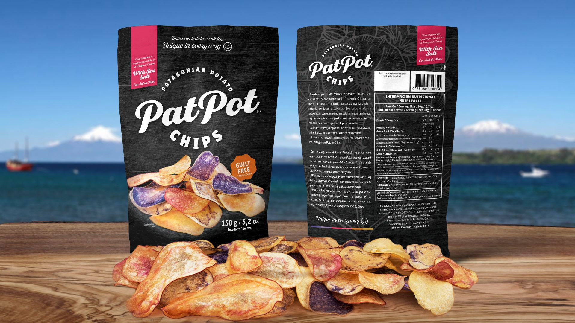 PapasPot Chips
