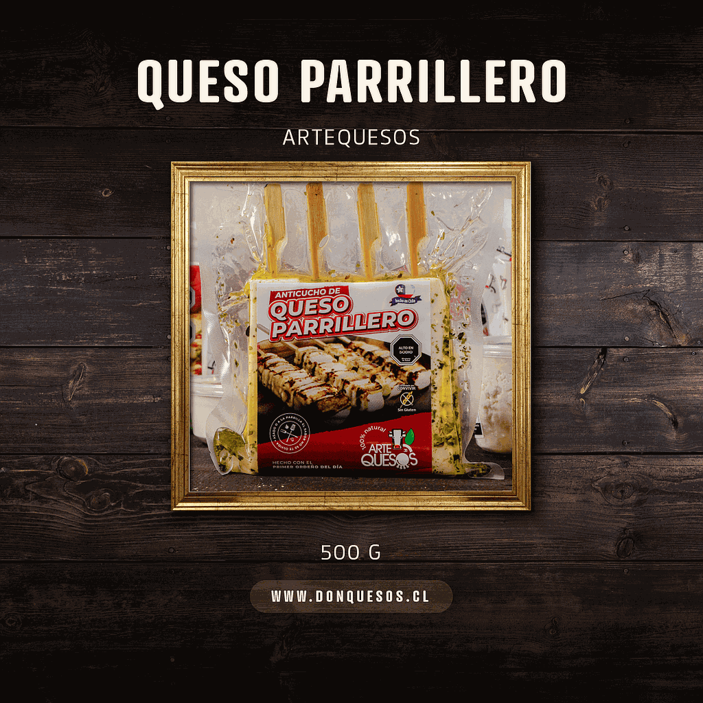 Queso Parrillero ArteQuesos